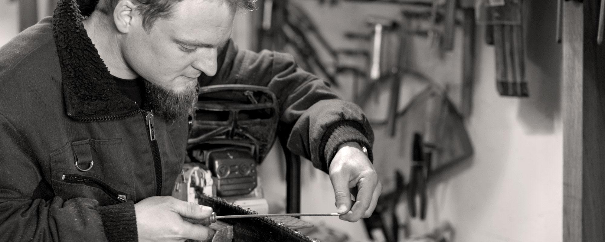 Lukas Senn - Kunst aus Holz
